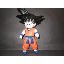 Figura Goku Niño !!! Plastico