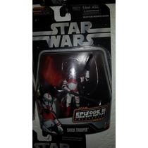 Star Wars Saga Collection Shock Trooper