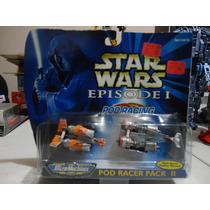 Star Wars Micro Machines Episode I Pod Racer Pack Ii