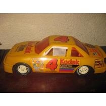 Antiguo Carro De Plastico Inflado Nascar Kodak De 1995