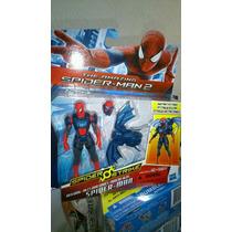Juguete De Spiderman Con Arma