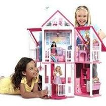 Barbie California Mansion Marca: Mattel