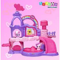 Castillo Musical Pinkie Pie My Little Pony Playskool Hasbro