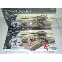 Halo Mega Bloks Unsc Scorpion # 96807 278 Pzs.