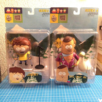 South Park Serie 4 Mr. Mackey, Oficial Mirage Cifras Jimmy