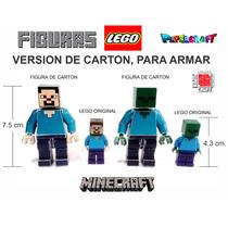 Minecraft Lego Papercraft