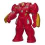 Hulkbuster Gigante Iron Man Avengers Hulk Juguete A Meses!