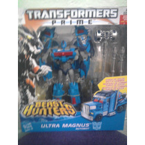 Transformers Ultramagnux Autobot Beast Hunters Vogayer