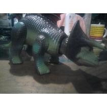 Dinoraiders Triceratops 3 Jurassick Park Dinosaurio Godzilla