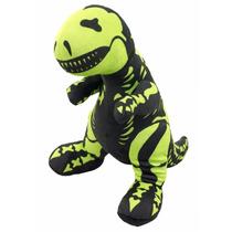 Dinosaurio T-rex Esqueleto Que Brilla En La Oscuridad