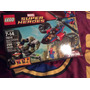 Lego 76016 Ultímate Spiderman Remate Marvel Duende Verde