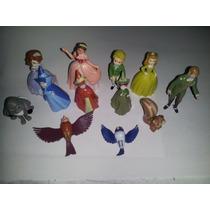 Coleccion De 12 Figuras De La Princesa Sofia