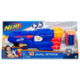 Nerf Pack. Dual Strike/paquete 30 Dardos N-strike Elite