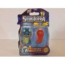 Slugterra O Bajoterra Hopjack + Bluster Babosas