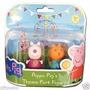 Peppa Pig Figuras Colecciona Todos Los Personajes En Set De2