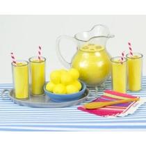 Juego De Sophia Alimentos Limonada Juego Perfecto Para Muñec