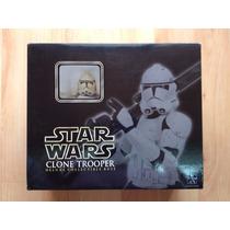 Star Wars Clone Trooper Gentle Giant Exclusivo