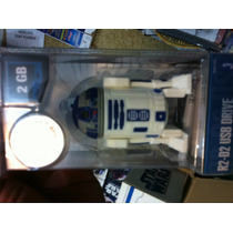 Star Wars Usb 2gb R2d2 Toys R Us Sp0