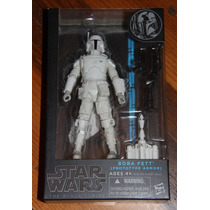 Boba Fett Prototype Armor Star Wars Black Serie 6 Walgreens