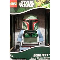 Lego Star Wars Despertador Boba Fett