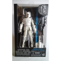 Star Wars The Black Series Boba Fett Prototype Armor