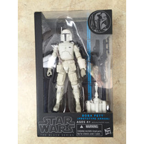 Boba Fett Star Wars Black Series Prototype Armor Hasbro.