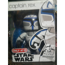 Star Wars The Clone Wars Capitan Rex Migthy Muggs