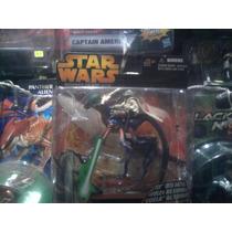 Star Wars Yoda Y Libelula Revenge Of The Sith