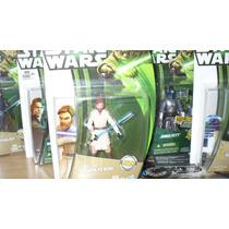 Obi - Wan Kenobi Cw 01 The Clone Wars 2013 Hasbro Vbf