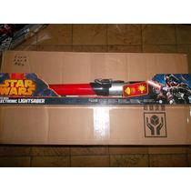 Darth Vader Lightsaber Sable Luz Star Wars Luz Y Sonido