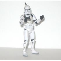 Clone Trooper Loose Ideal Para Tropas 10cm
