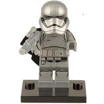 Minifigura Captain Phasma Lego Compatible Star Wars