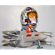 Luke Skywalker Figura De Coleccion De Star Wars