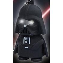 Llavero Mini Darth Vader Luz Led Sonido - Yoda Storm Tambien