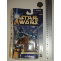 Aayla Secura, Attack Of The Clones, Star Wars, Hasbro