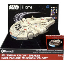 Star Wars Millennium Falcon Bluetooth Speaker Nuevo