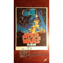 Album Star Wars 1977 1ra Edición Coleccionistas Vintage!!