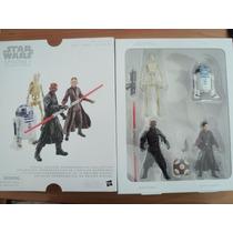 Star Wars Episodio 4 Coleccion Conmemorativa Envio Gratis