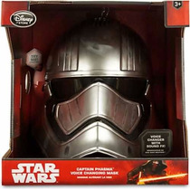 Star Wars Awakens Máscara De Voz Capitán Phasma Disney Store