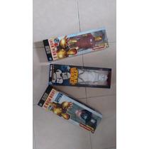 Hasbro Lote De Tres Figuras De Accion
