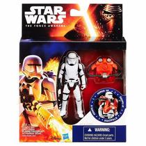 Hasbro Star Wars The Force Awakens Flametrooper Armor Up