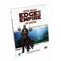 Star Wars Edge De La Rpg Empire: Far Horizons Libro