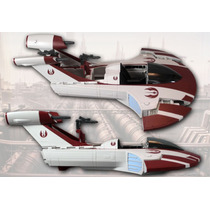 Star Wars, Clone Wars, Jedi Turbo Speeder, Nave, Vbf