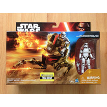 Star Wars The Force Awakens Assault Walker Stormtrooper