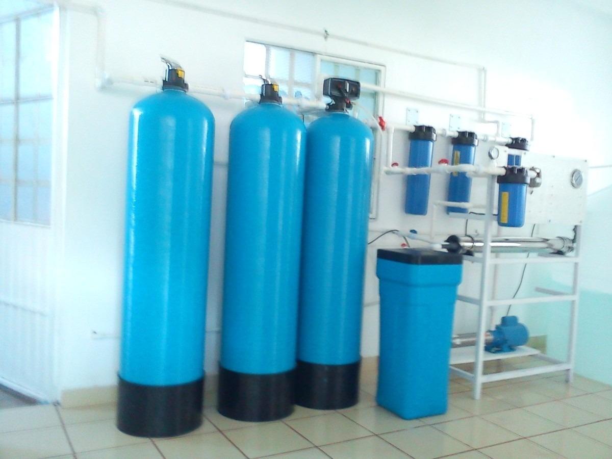 Filtro Suavizador de Agua