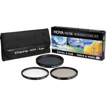 Hoya Kit De Filtros De Introducción De 62mm Vv4