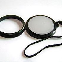 Tapa Correctora Balance De Blancos 49mm Para Sony Nex