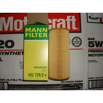 Filtro Aceite Seat,vw,audi Hu 726/2x
