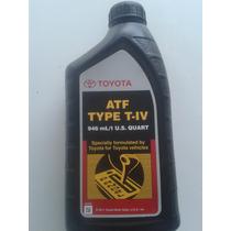 Aceite De Transmision Automatica Toyota Original Atf T/iv