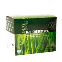 Nikken Kenzen Jade Greenzymes Caja C/30 Sobres Vv4